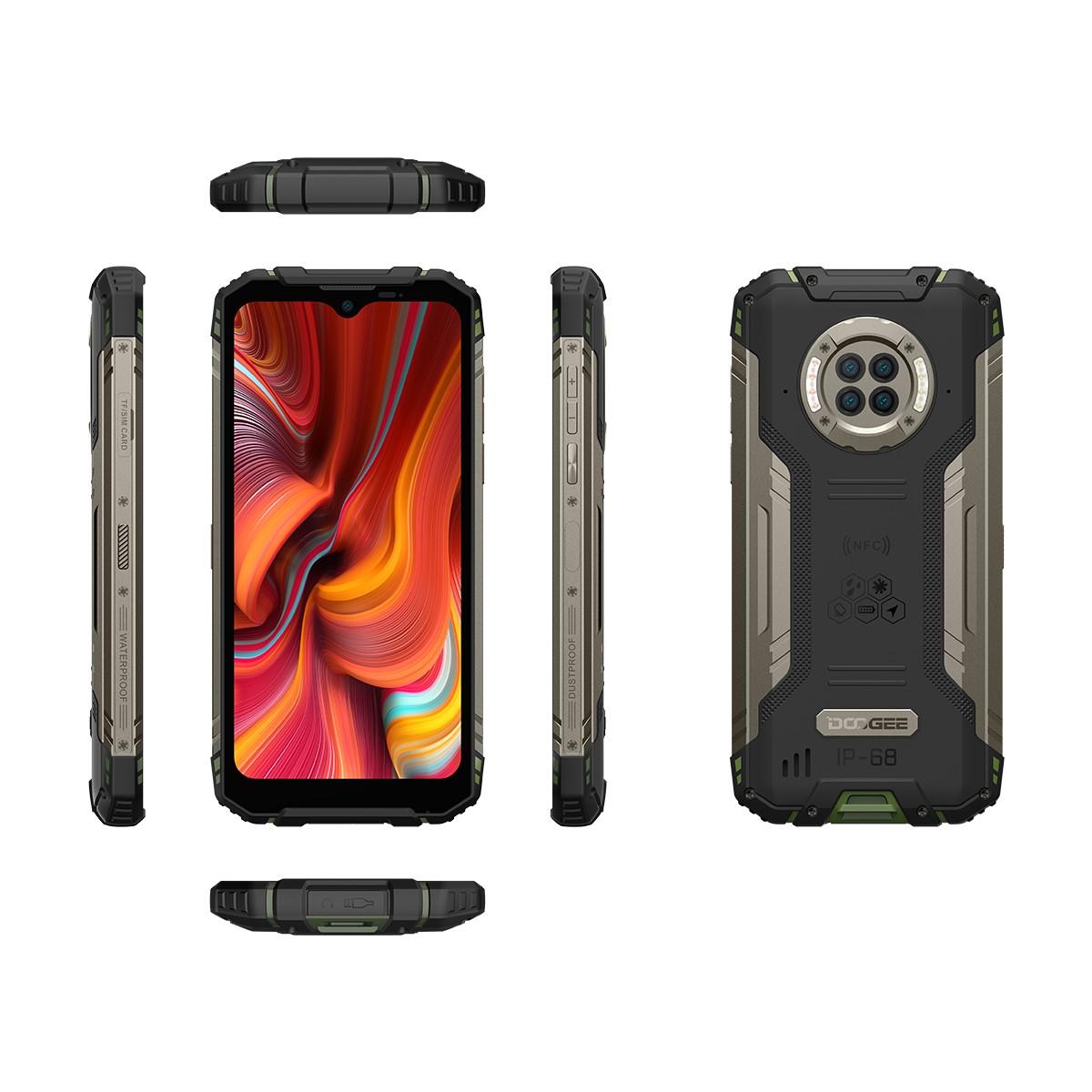 سعر ومواصفات Doogee S96 Pro