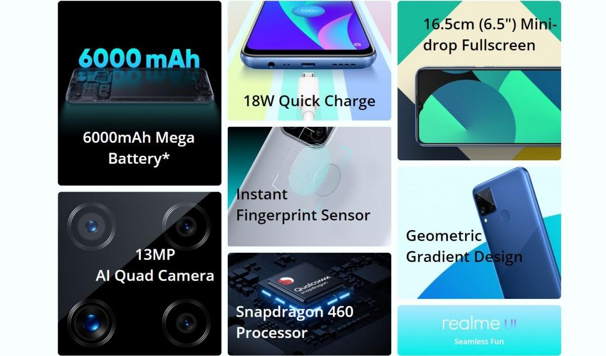 سعر Realme C15 Qualcomm Edition