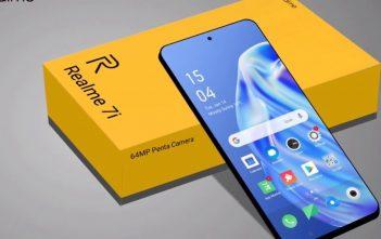 إطلاق Realme 7i في الهند في 7 أكتوبر
