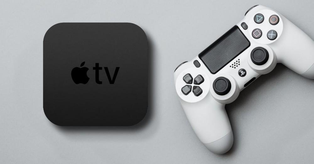 Apple TV من UEI