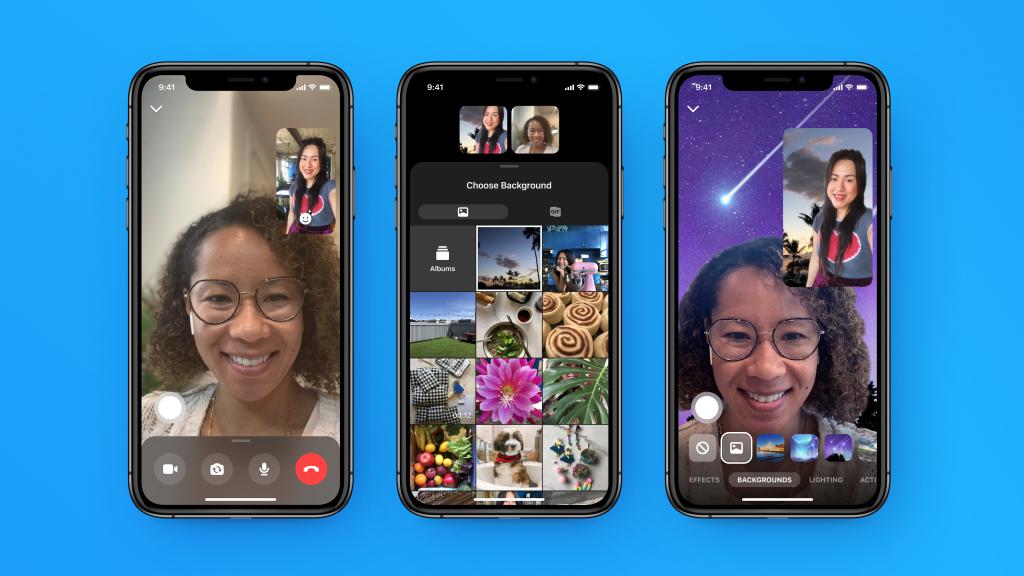 اضافه الطابع الشخصي على غرفتك في Messenger