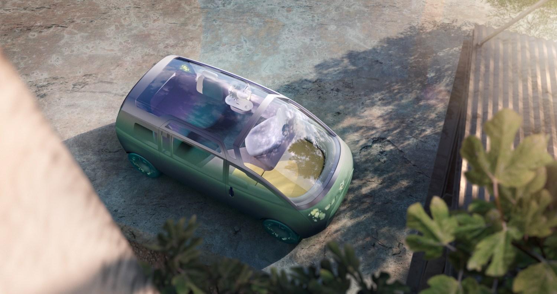 BMW تكشف النقاب عن سيارة كهربائية مصغرة