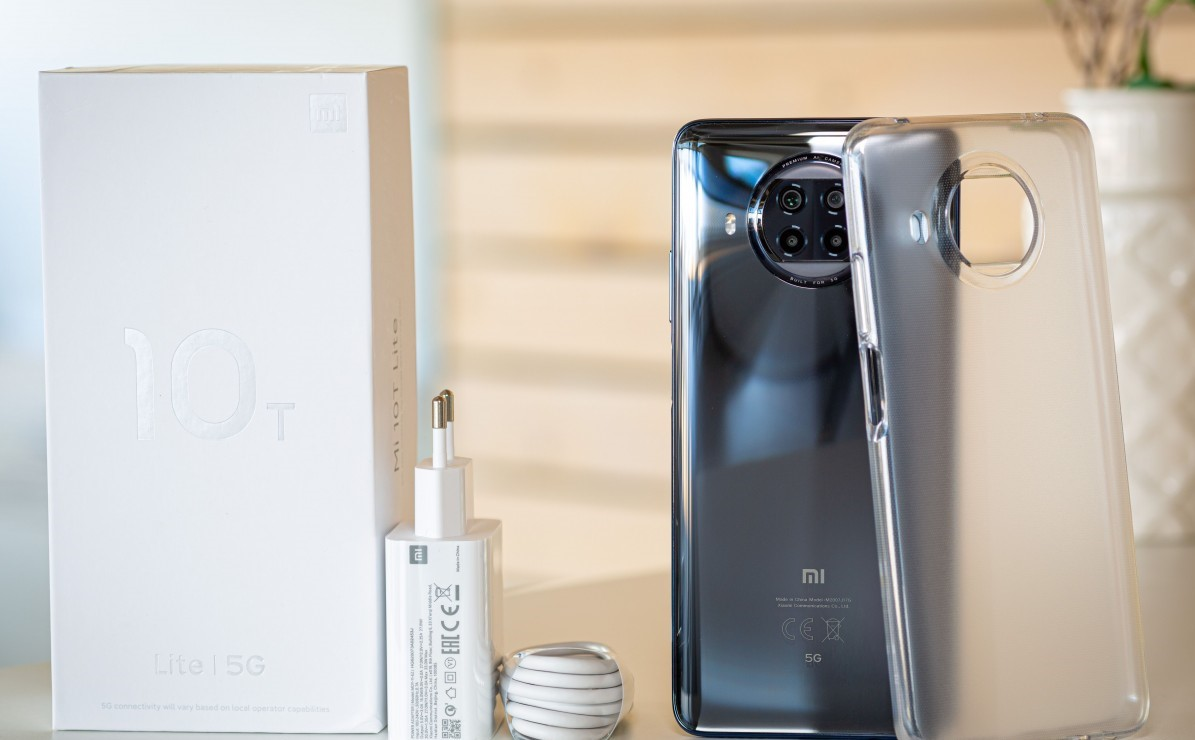 هاتف Xiaomi Mi 10T Lite 5G