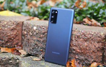 حصل Samsung Galaxy S20 FE 5G على نسخة ذاكرة 256 جيجابايت