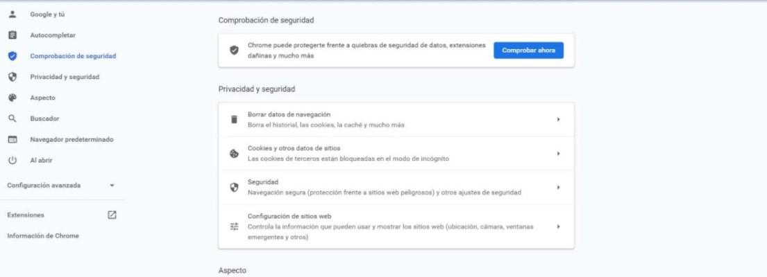 ميزة Chrome الجديدة لاكتشاف كلمات المرور الضعيفة 1
