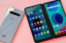 الهواتف المحمولة التي ستطلقها LG في النصف الأول من عام 2021