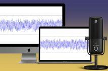 تطبيقات لتسجيل وتحرير والاستماع إلى البودكاست على Mac