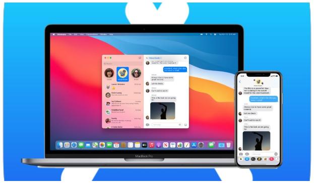 كيفية استخدام تطبيقات iPhone و iPad على كمبيوتر Mac