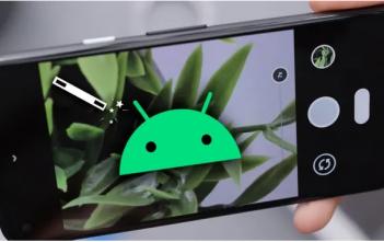 كيفية تغيير دقة كاميرا Android Mobile