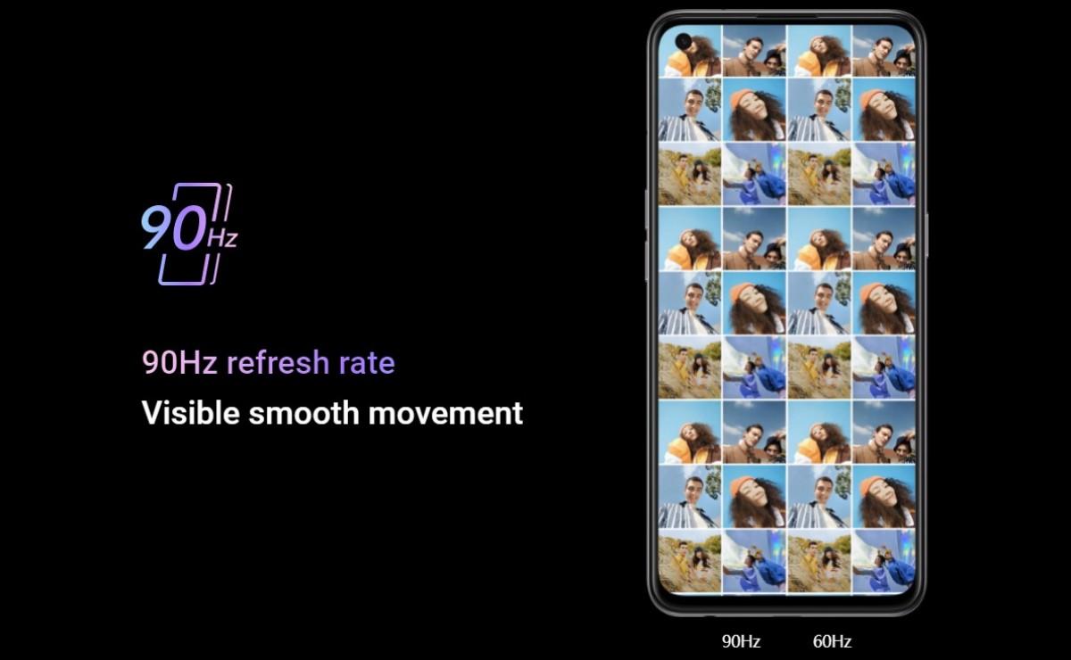 تم الإعلان عن Oppo Reno 5 4G مع مجموعة شرائح S720G 2