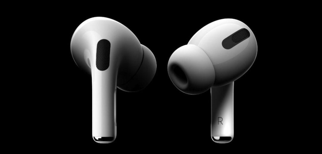 تتسرب Apple AirPods Pro 2 SiP بحجمين