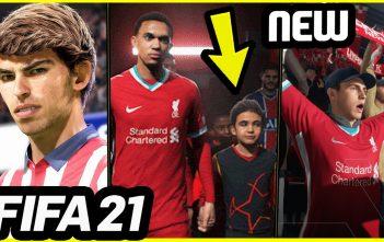 FIFA 21 لجهاز PlayStation 5 ومنصة Xbox Series X