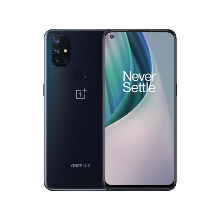 OnePlus Nord N10 5G و N100