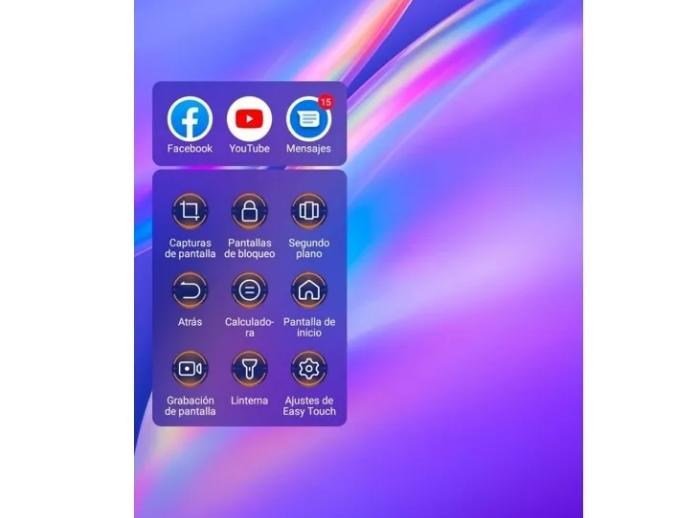 كيفية التفعيل وما هو Easy Touch على Android 1