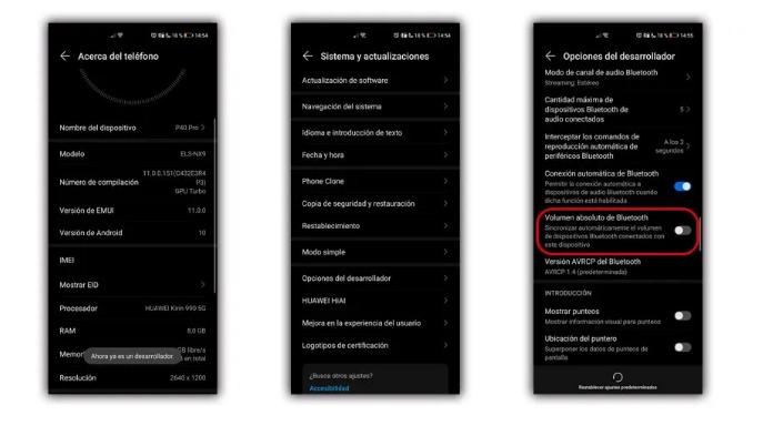 صلاح مشاكل الصوت الخاصة بجهاز Huawei