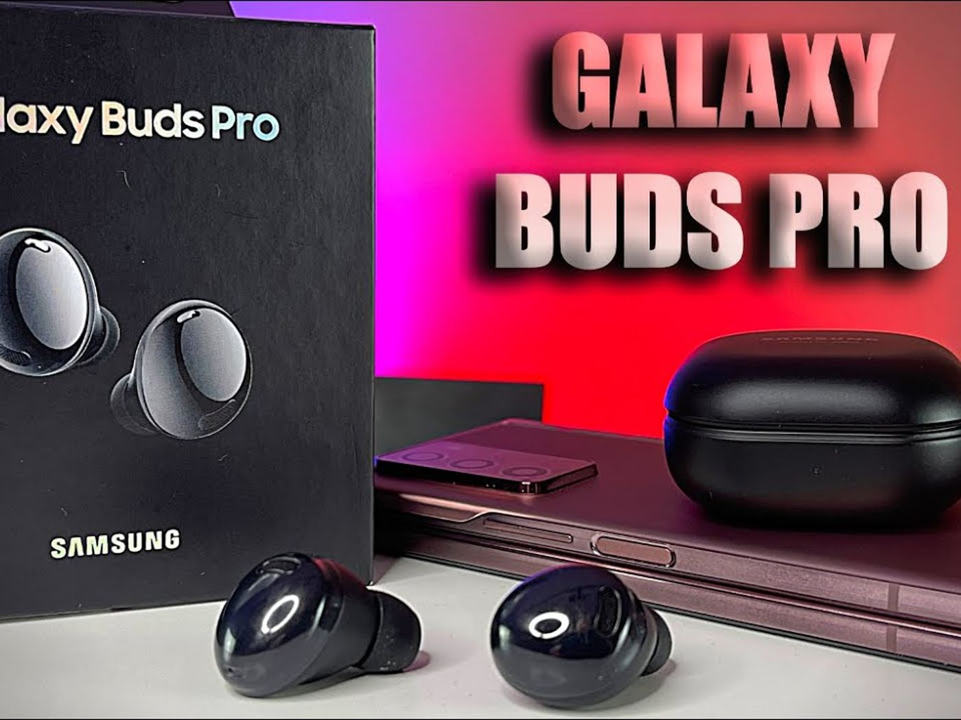 مواصفات Samsung Galaxy Buds Pro