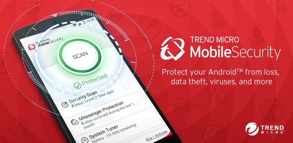 برنامج trend micro mobile security